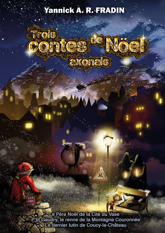 3 contes de Noël axonais face avant