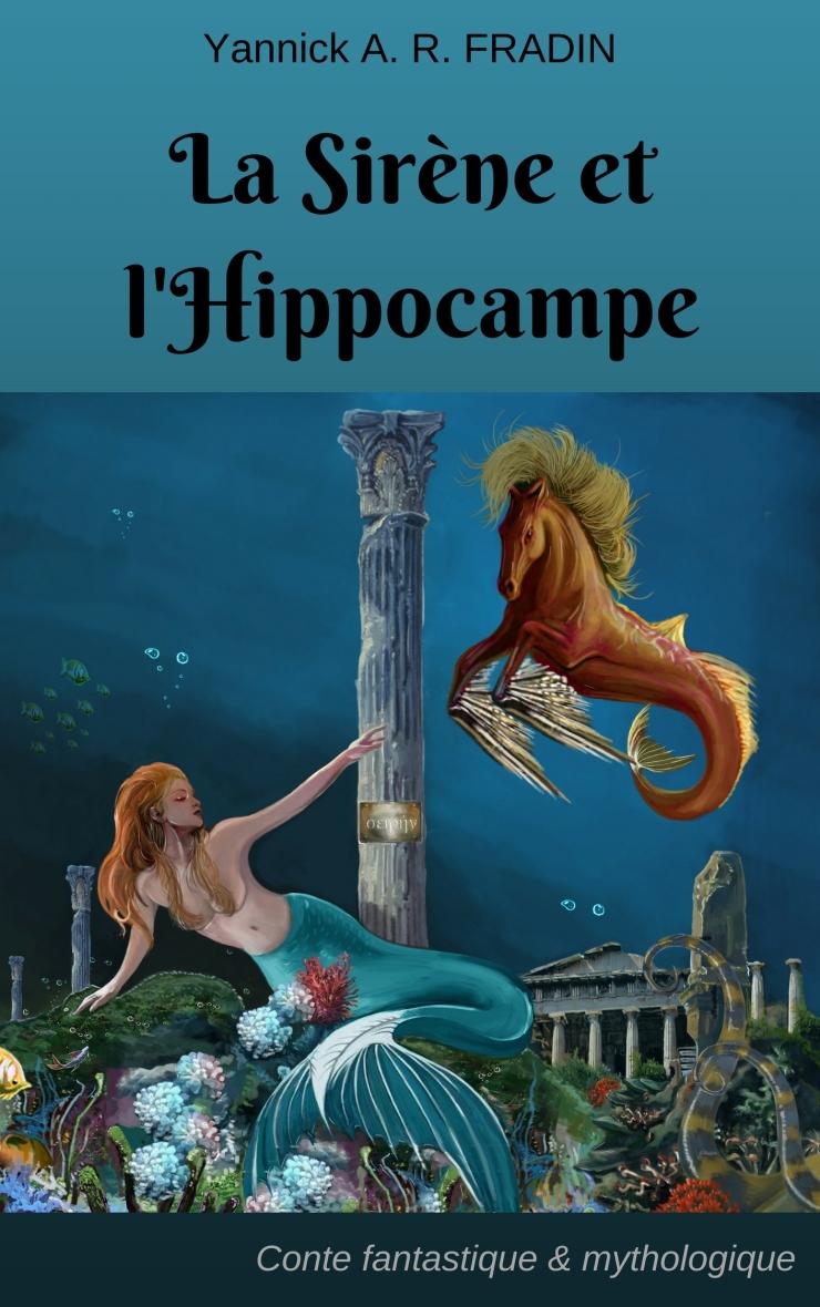 La Sirène et l'Hippocampe - couverture KDP