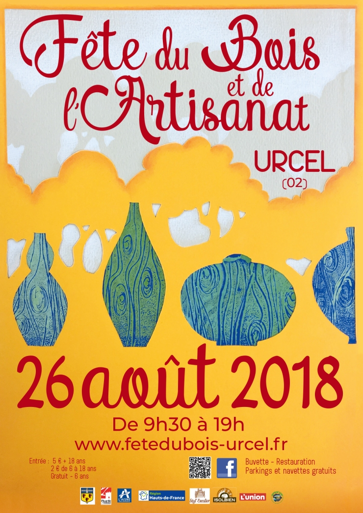 MAIRIE URCEL-AFFICHE A4 FETE DU BOIS 2018.indd