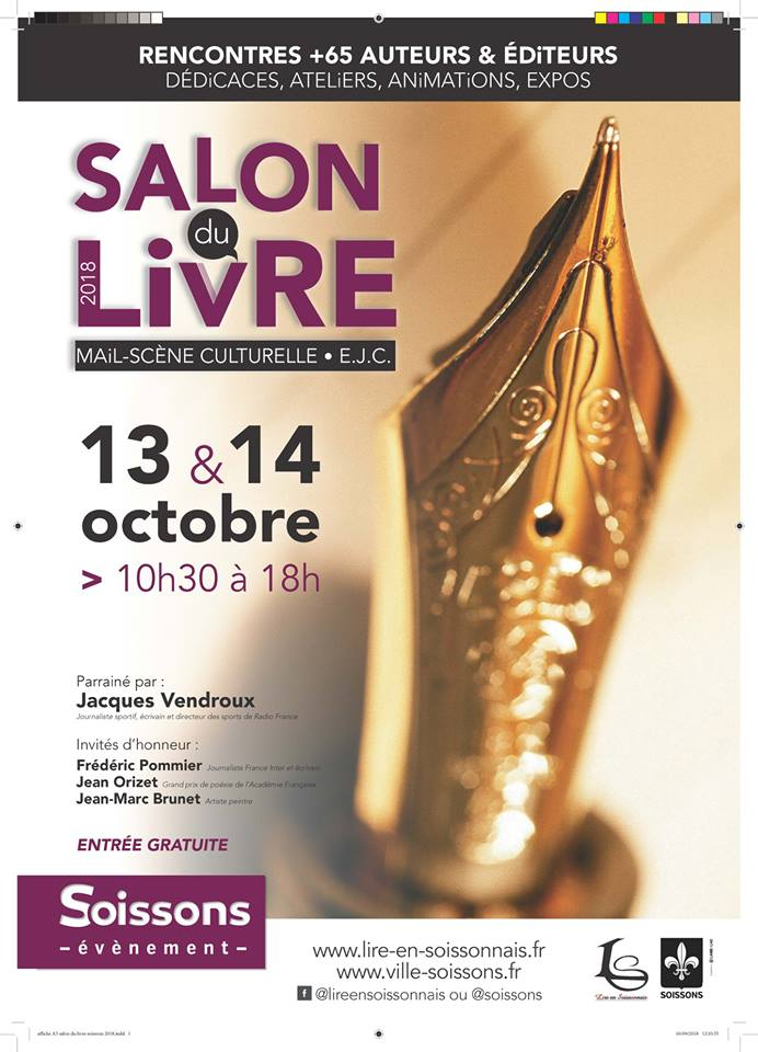 Salon Soissons oct 18