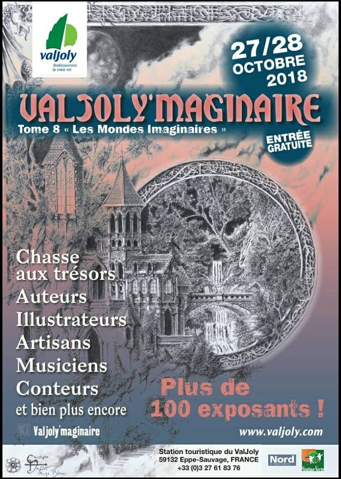Valjoly'maginaire 2018