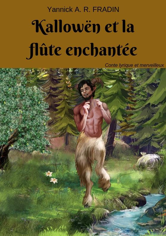 couv Kallowën et la flûte enchantée