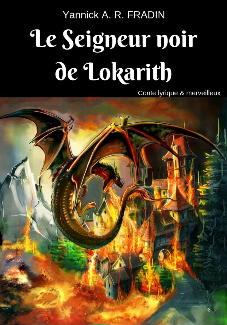Le Seigneur noir de Lokarith face avant