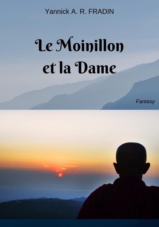 Le Moinillon et la Dame - couv