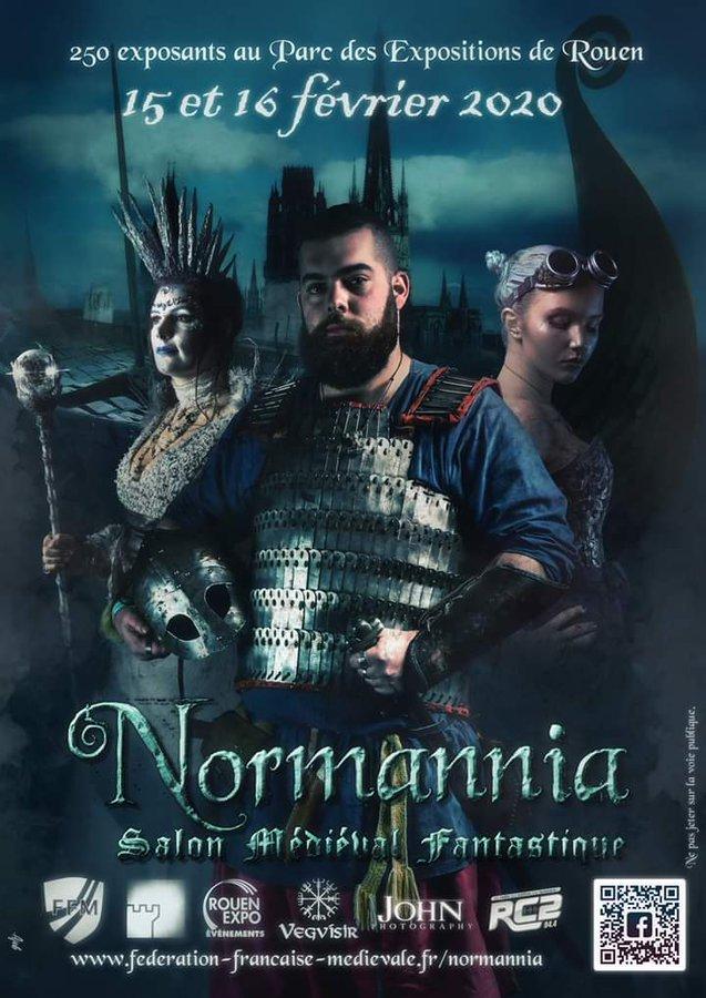 Normannia 2020 affiche