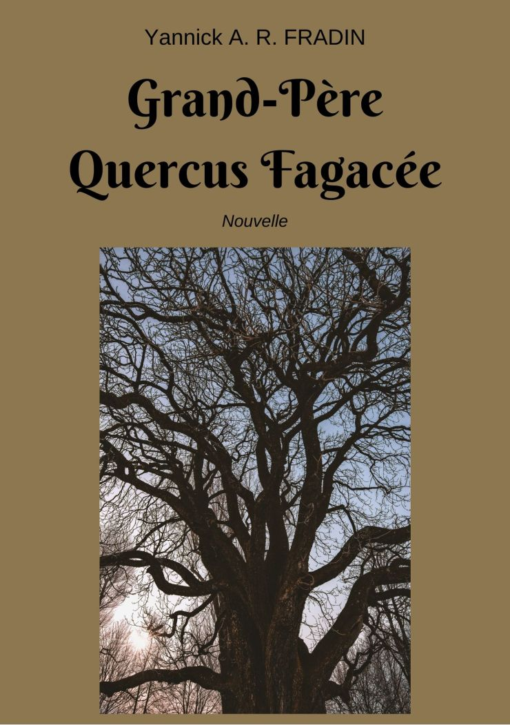 Grand-Père Fergus Fagacée couv