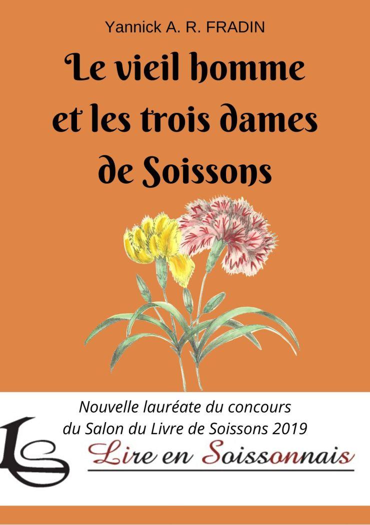 Le vieil homme et les trois dames de Soissons couv